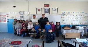 Kardeş Okulumuz Yüreğil İlkokulu