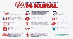Virüslere Karşı 14 Kural